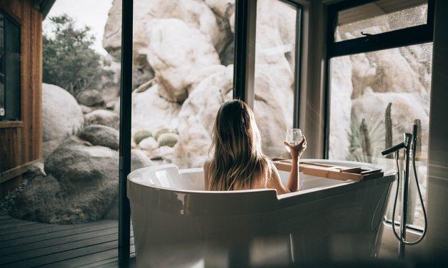 Verwandle dein Badezimmer in eine Wellness Oase