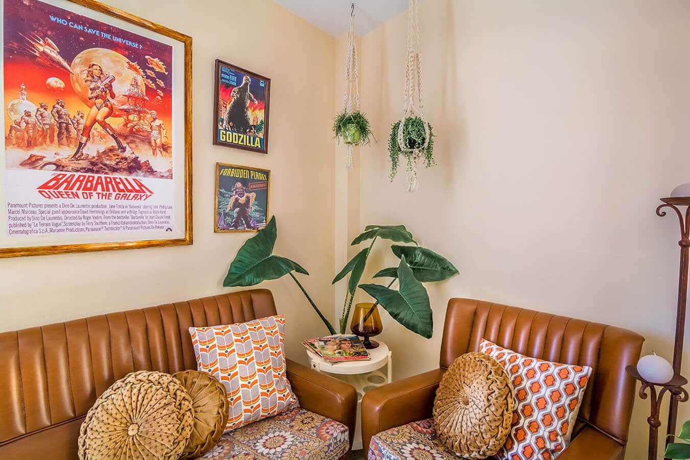 Das Wohnzimmer der 50er Jahre | Createbeautifulthings