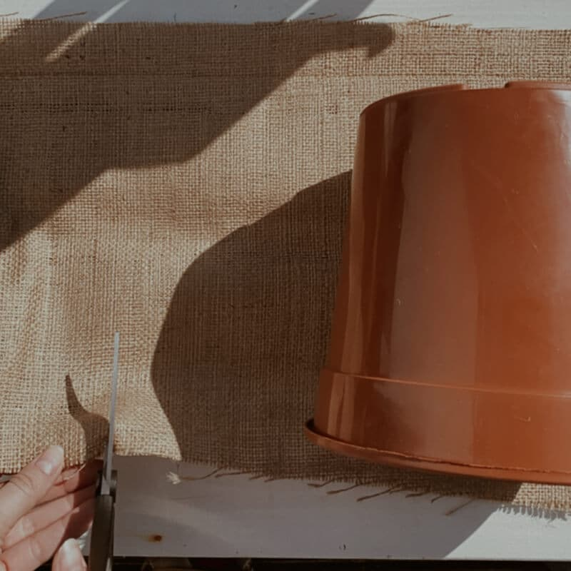 Easy & Cheap DIY Flower Pot   Createbeautifulthings